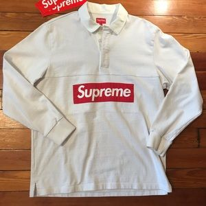Supreme Team Rugby Polo